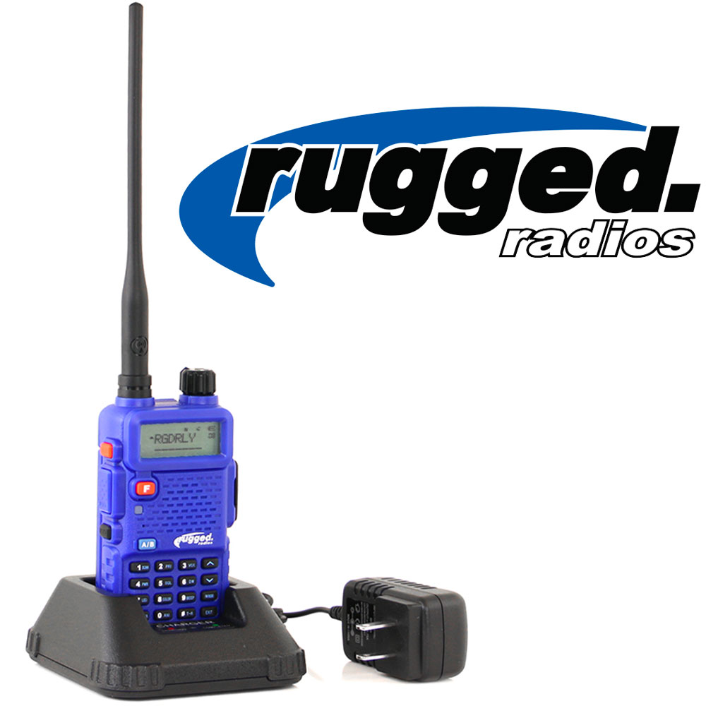 Rugged Radios RH-5R 5 Watt Handheld Radio