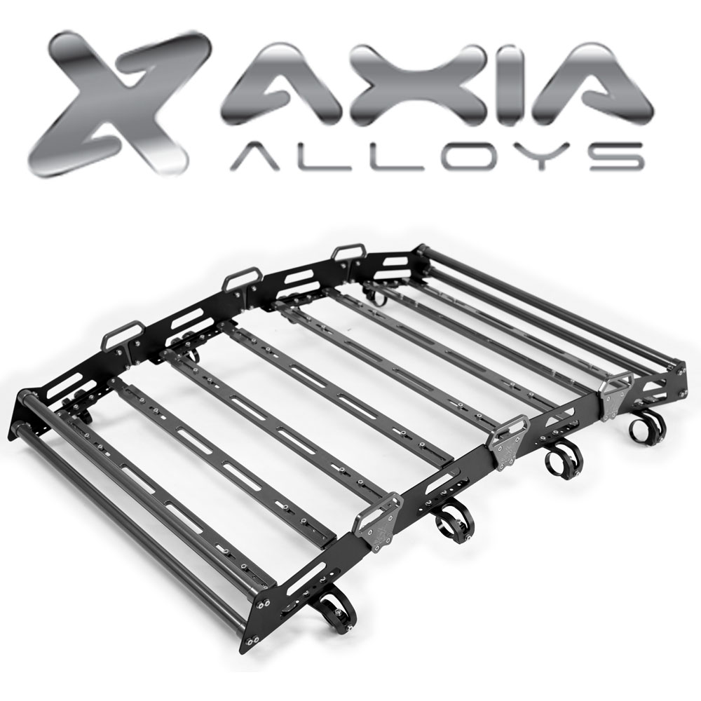 Axia Alloys Modular Roof Rack System