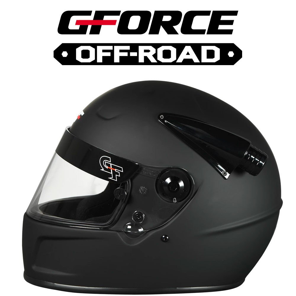 G-Force Off-Road Air Charged Helmet