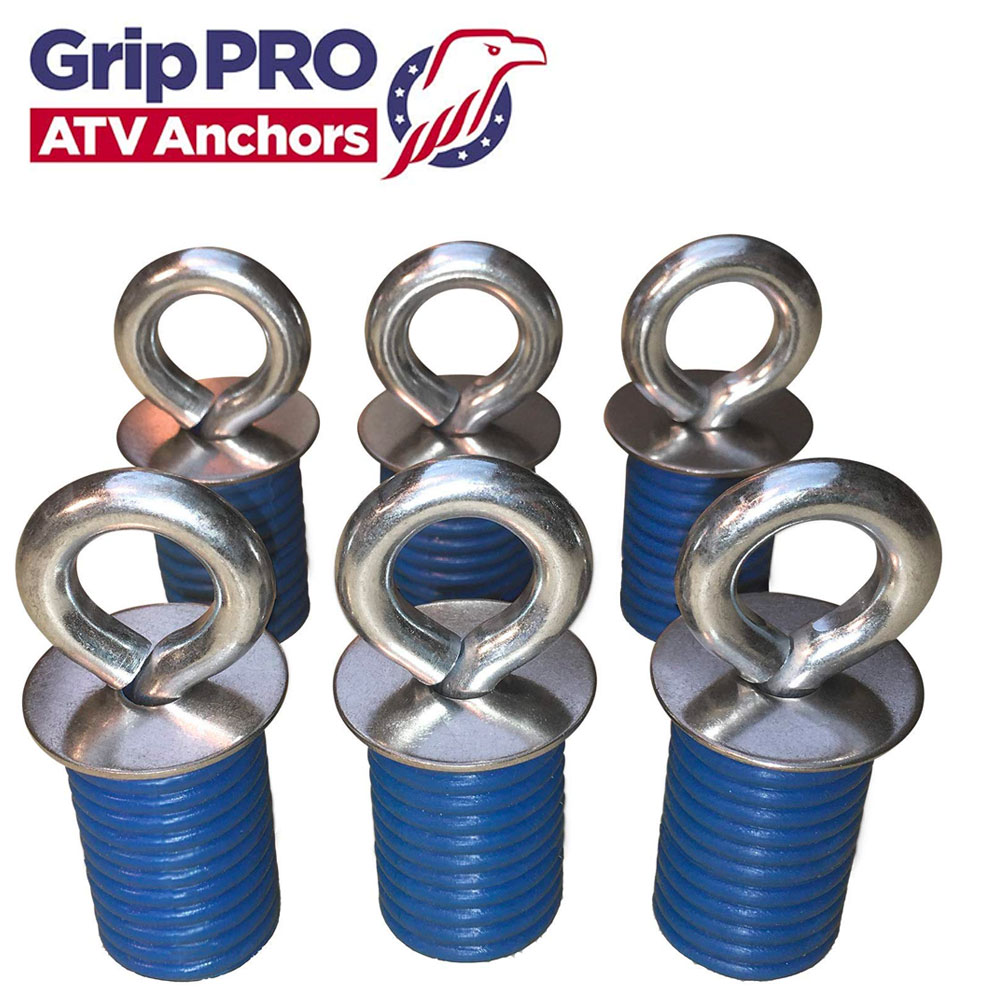 GripPro Lock & Ride Anchors