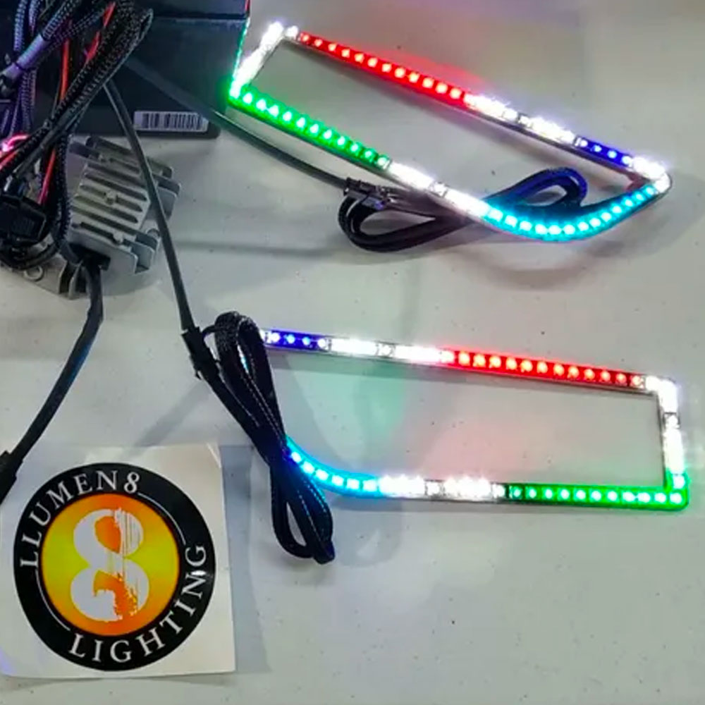 LLumen8 RGB LED Halo Kits