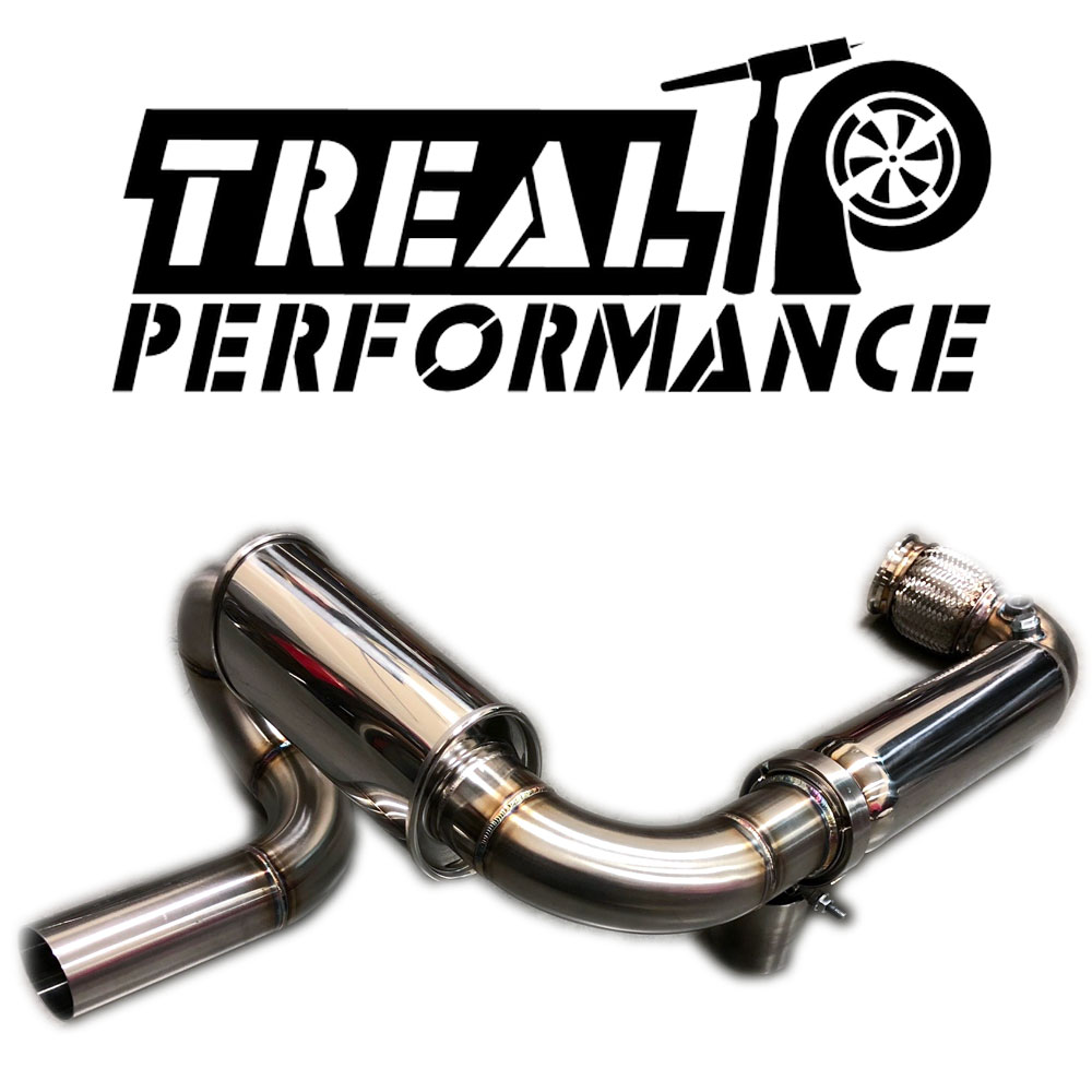 Treal Performance Sport Exhaust
