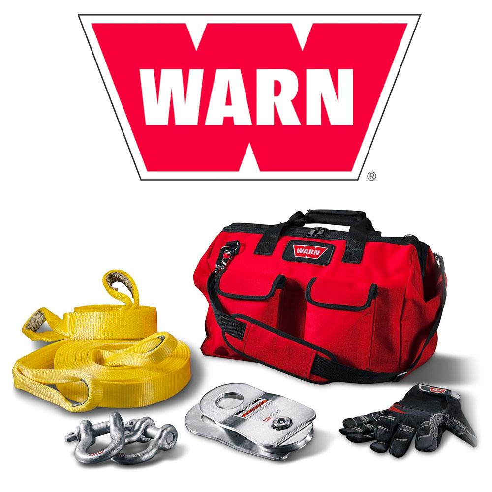 Warn Winch Accessory Kit