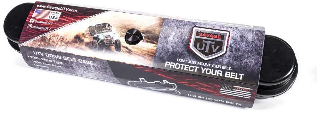 Savage UTV Belt Case