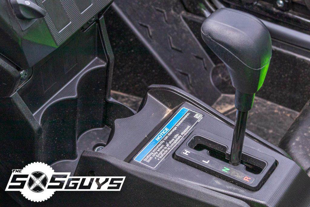 Kawasaki Teryx KRX 1000 Gear Shifter