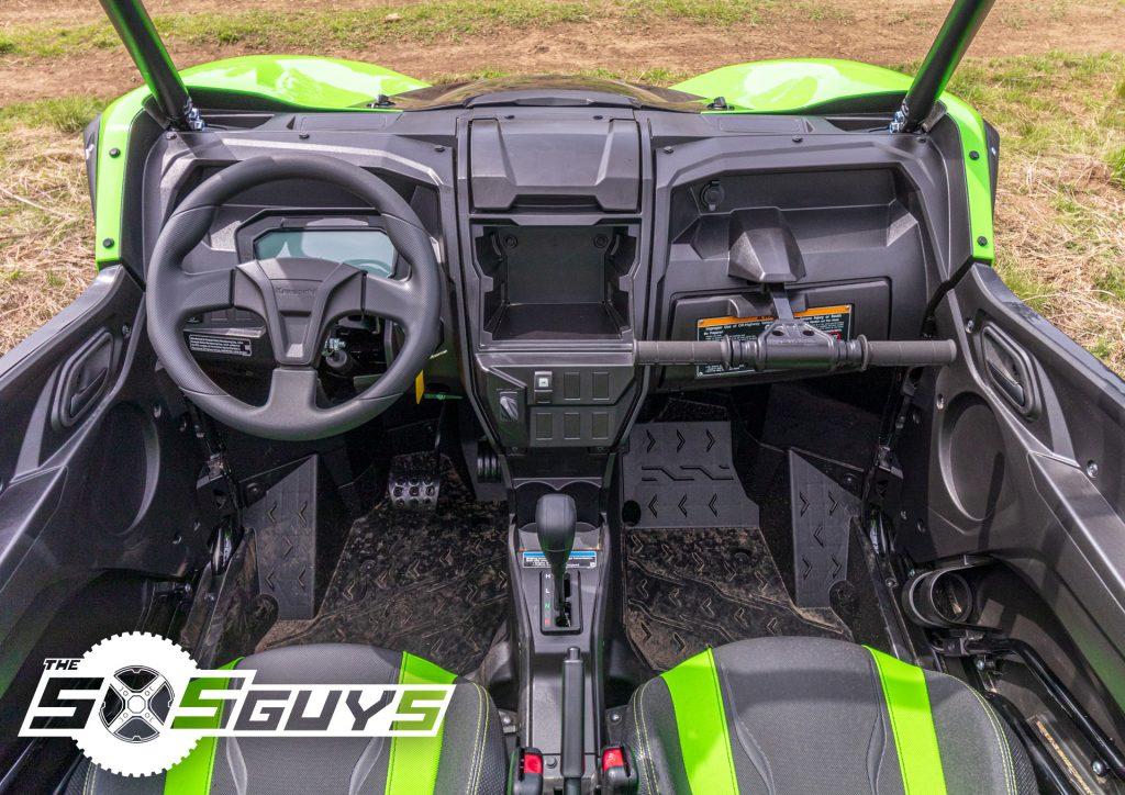 Kawasaki Teryx KRX 1000 Full Cabin