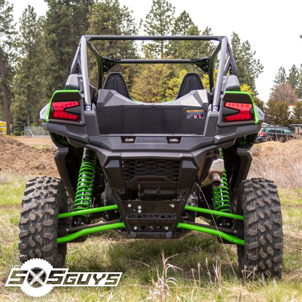 Kawasaki Teryx KRX 1000 Rear