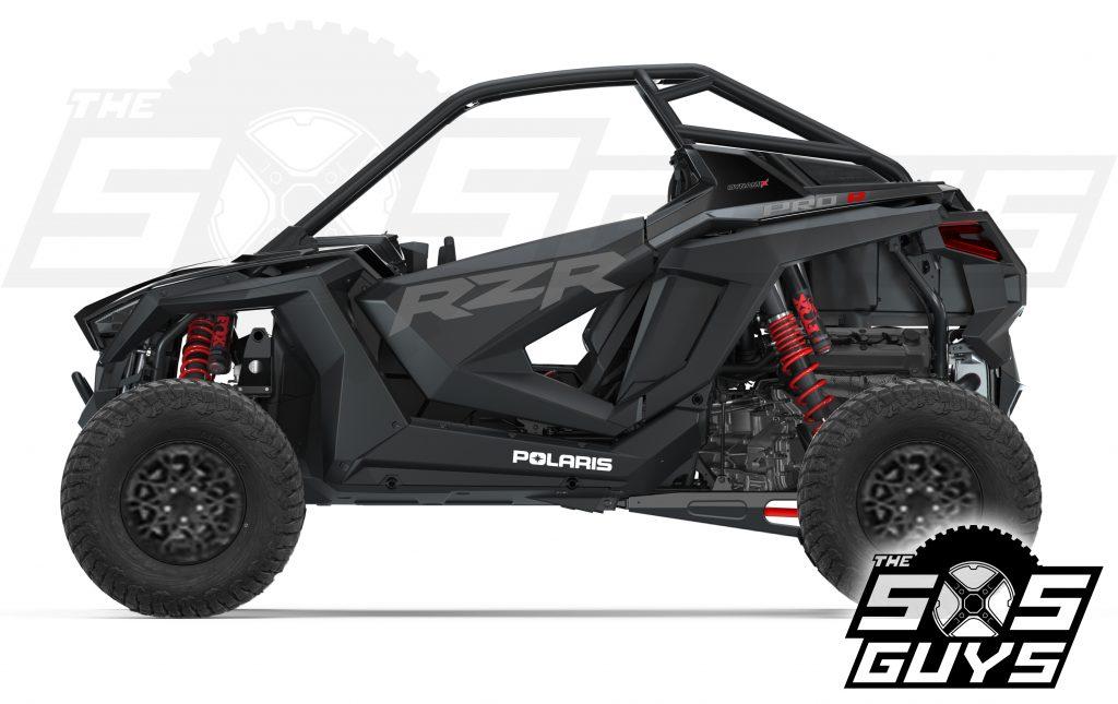 2021 Polaris RZR Pro R Mockup
