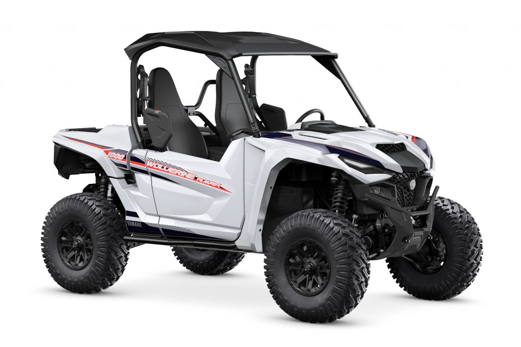 2021 Yamaha Wolverine RMAX2 1000 Base Model in Alpine White